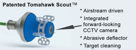 Patented Tomahawk Scout
